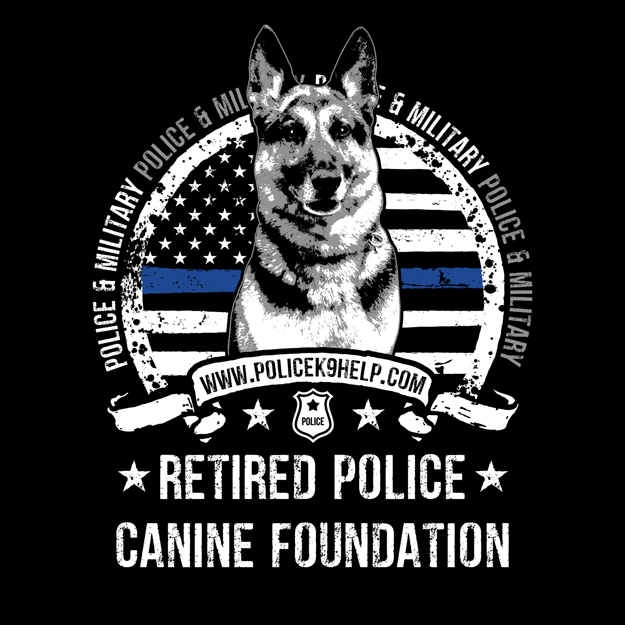 Retired Police Canine Foundation